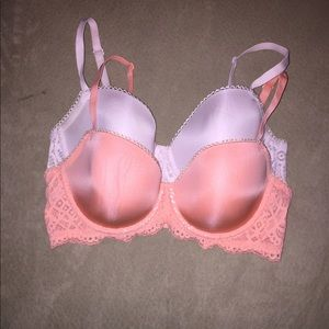 Victoria Secret dream angels 2 bras